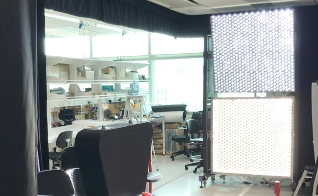 Kiwi Artificial Sky in the BEARS Lab, Singapore